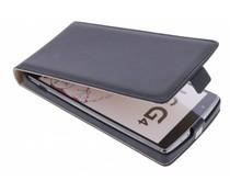 Selencia Luxe Flipcase LG G4 - Zwart
