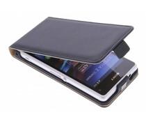 Selencia Luxe Flipcase Sony Xperia Z1 Compact