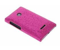 Glamour design hardcase hoesje Microsoft Lumia 435