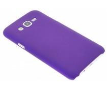 Paars effen hardcase hoesje Samsung Galaxy J7