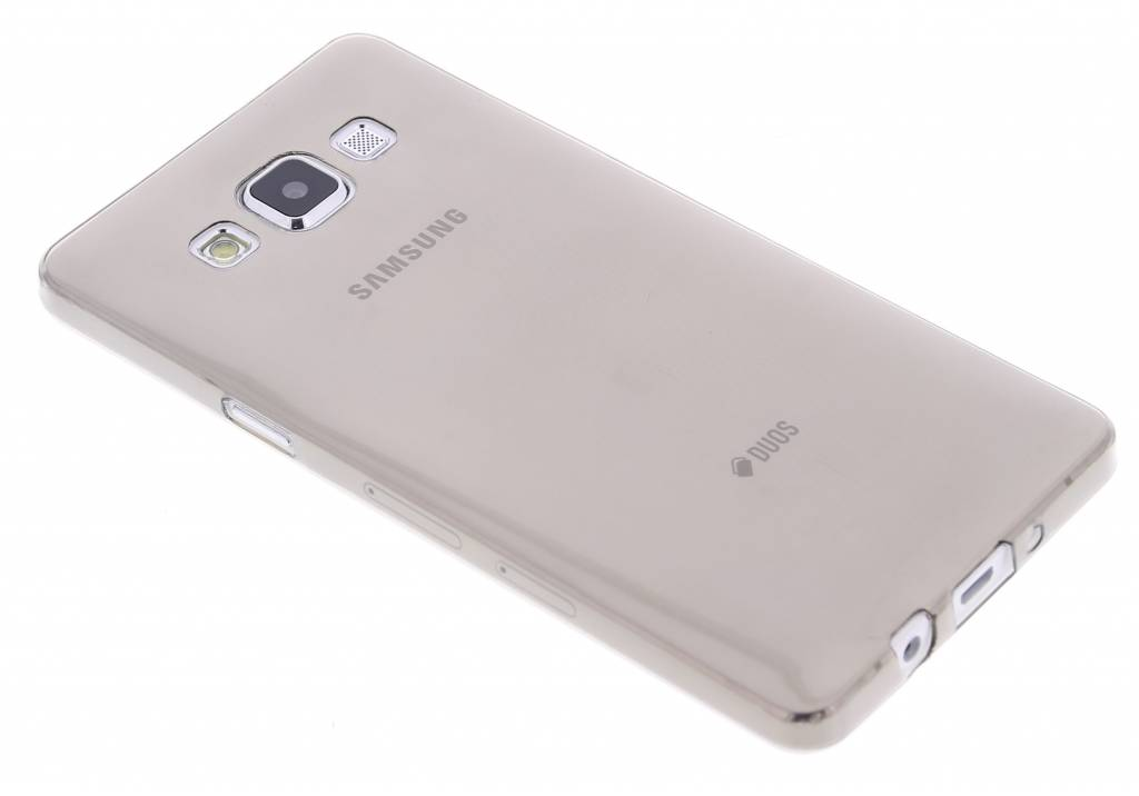 Grijs ultra thin transparant TPU hoesje voor de Samsung Galaxy A5