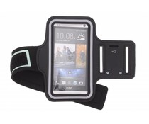 Zwart sportarmband HTC One