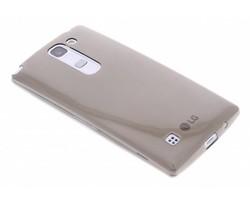 Grijs ultra thin transparant TPU hoesje LG Magna / G4c