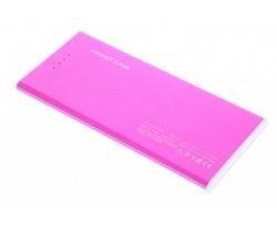 Slim Power Bank 4000 mAh - roze