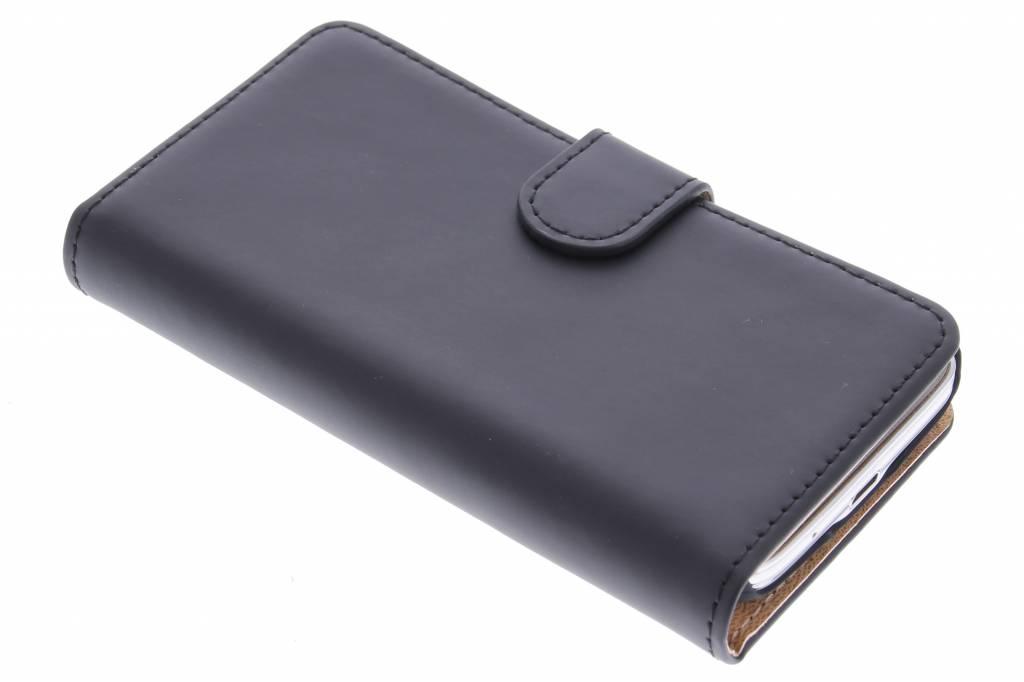 Selencia Luxe Book Case voor de Samsung Galaxy S5 Mini - Zwart