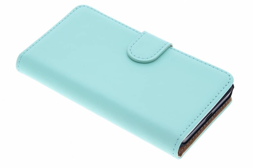 Selencia Luxe Book Case voor de Nokia Lumia 630 / 635 - Mintgroen