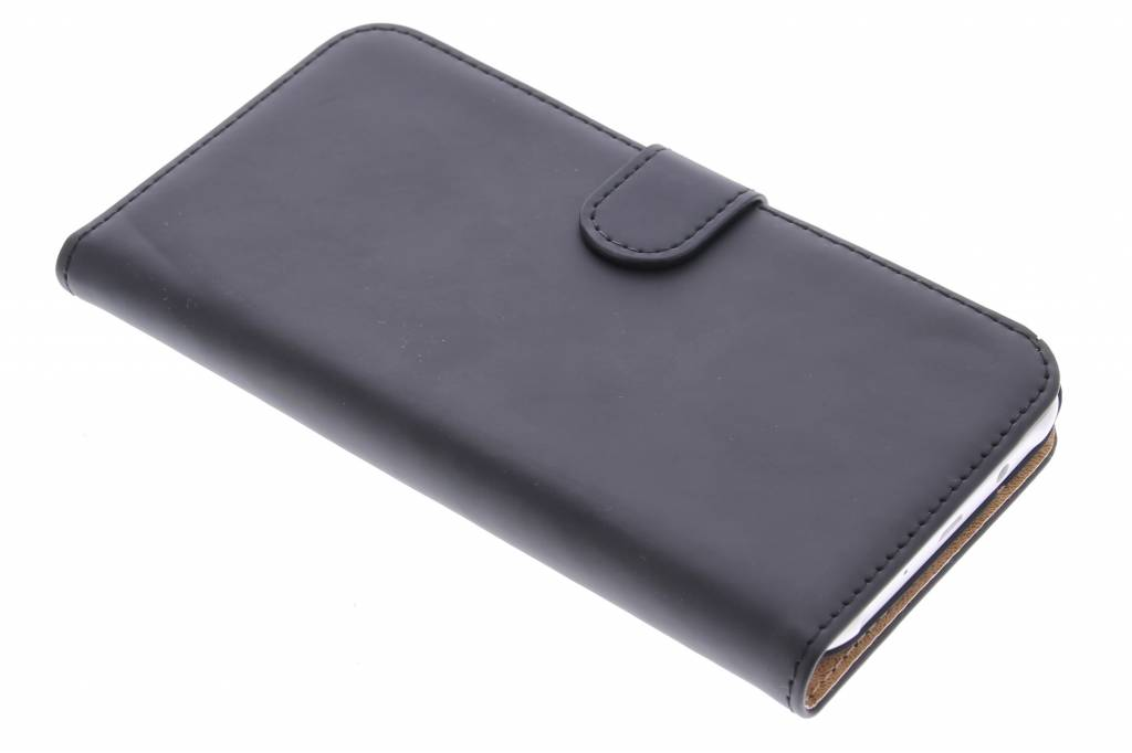 Selencia Luxe Book Case voor de Samsung Galaxy J7 - Zwart
