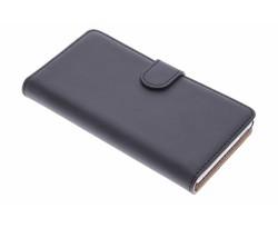 Selencia Luxe Book Case Sony Xperia M4 Aqua - Zwart