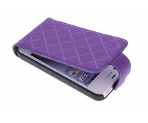 Valenta Flip Case Neo iPhone 4 / 4s - Violet