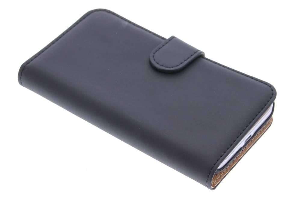 Selencia Luxe Book Case voor de Samsung Galaxy Core Prime - Zwart