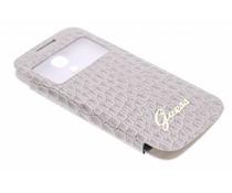 Guess Crocodile battery booktype Galaxy S4 Mini