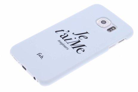 Je Te Aime Couverture Étui Rigide Pour La Mini-samsung Galaxy S lnEUz