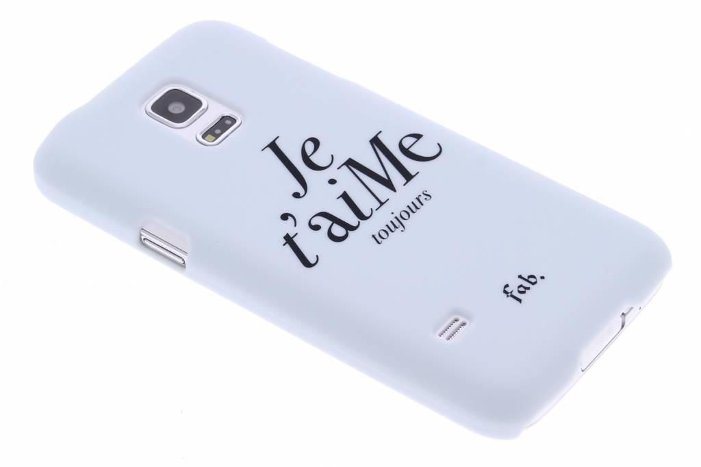 Fab. Je t'aiMe hardcase hoesje voor de Samsung Galaxy S5 Mini