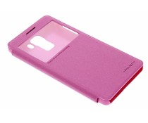 Nillkin Sparkle slim booktype hoes Honor 7 - Fuchsia