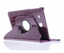 360º draaibare krokodil tablethoes Galaxy Tab E 9.6