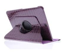 360º draaibare krokodil tablethoes Galaxy Tab S2 9.7