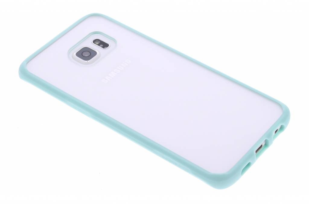 Spigen Ultra Hybrid Case voor de Samsung Galaxy S6 Edge Plus - Mint