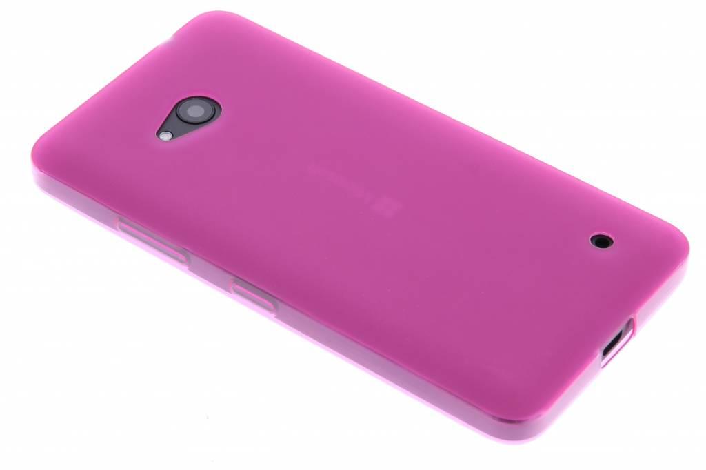 Housse En Silicone Tpu Édition De Noël Pour Microsoft Lumia 640 Qucble