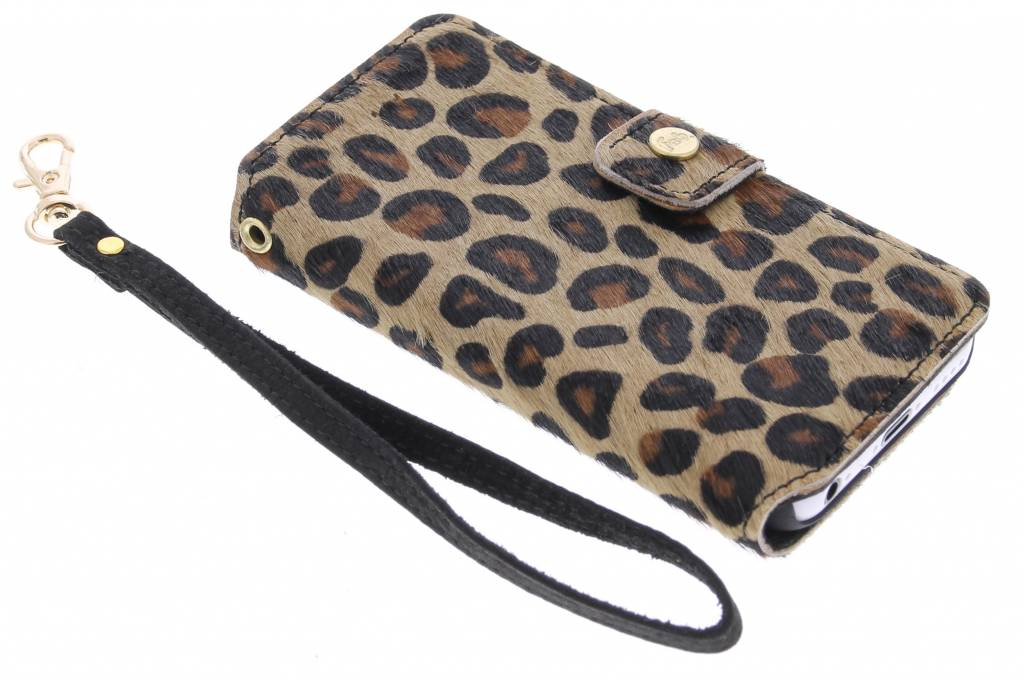 Fab. Funky Panther booktype hoes voor de iPhone 5c