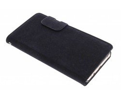 Premium suède booktype hoes Samsung Galaxy Note 5