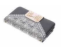 Sierlijke TPU booktype hoes Samsung Galaxy A3