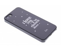 Fab. Disco Glitter hardcase hoesje iPhone 5 / 5s / SE