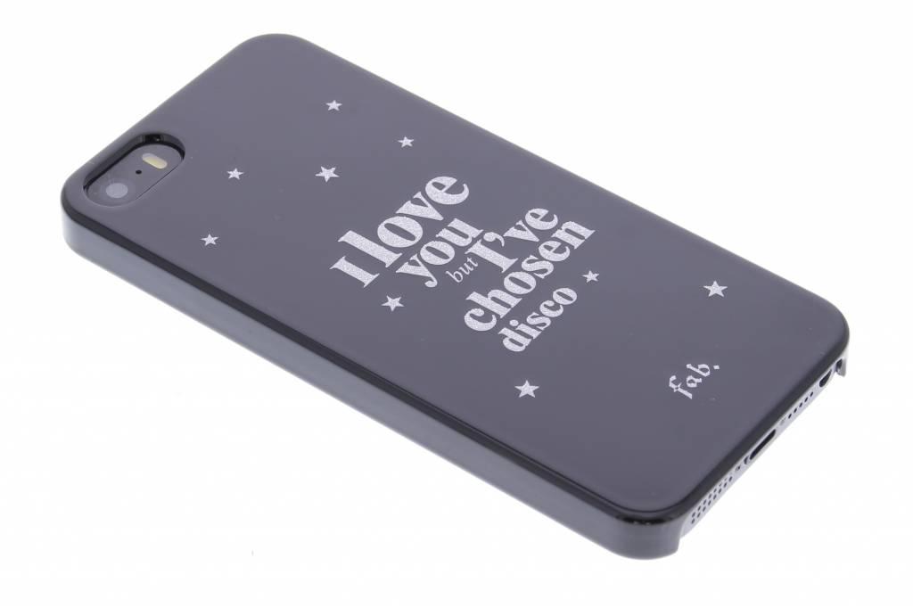 Fab. Disco Glitter hardcase hoesje voor de iPhone 5 / 5s / SE