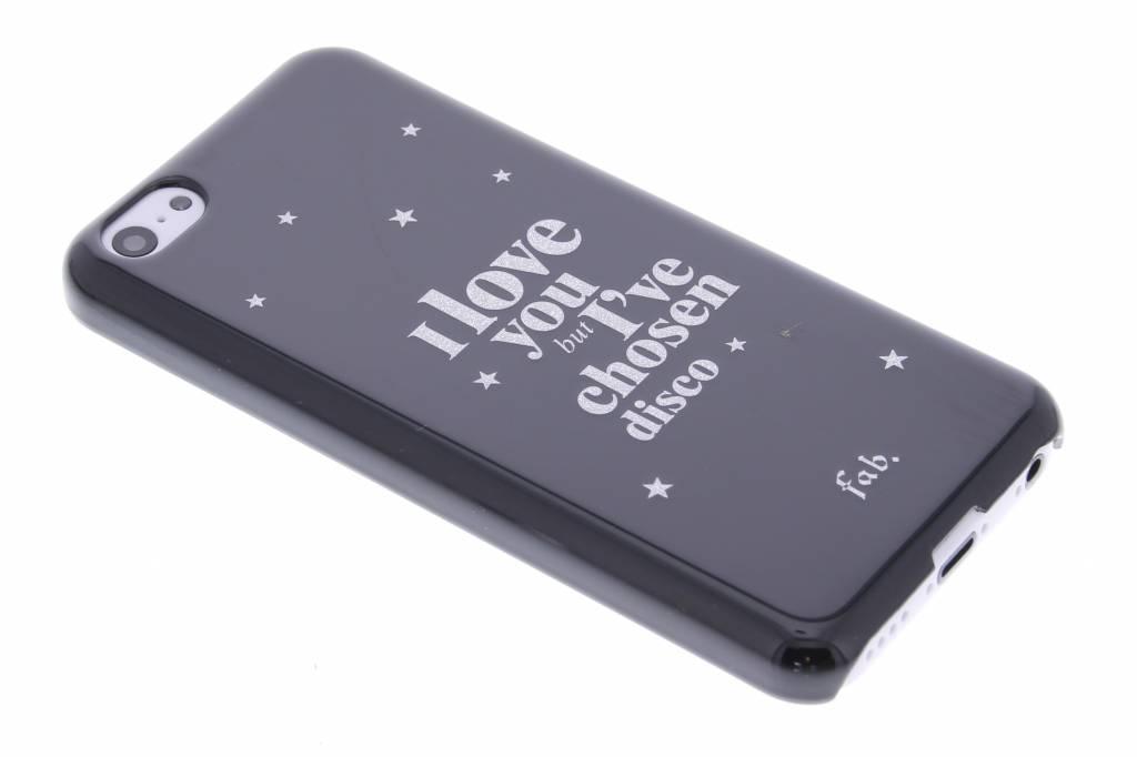 Fab. Disco Glitter hardcase hoesje voor de iPhone 5c