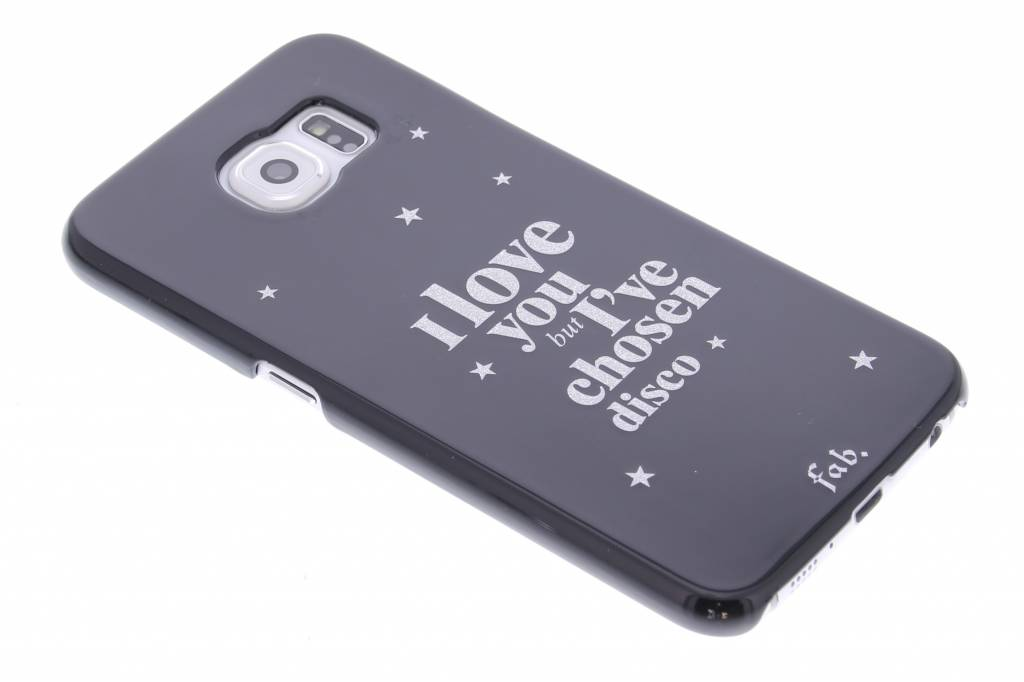 Disco Glitter hardcase hoesje voor de Samsung Galaxy S6