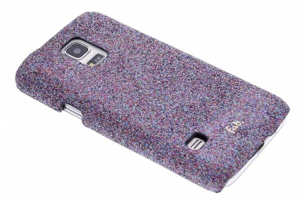Fab. Rockstar hardcase hoesje voor de Samsung Galaxy S5 Mini - Multicolor