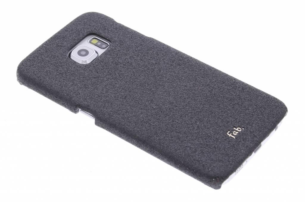 Fab. Rockstar hardcase hoesje voor de Samsung Galaxy S6 Edge - Black