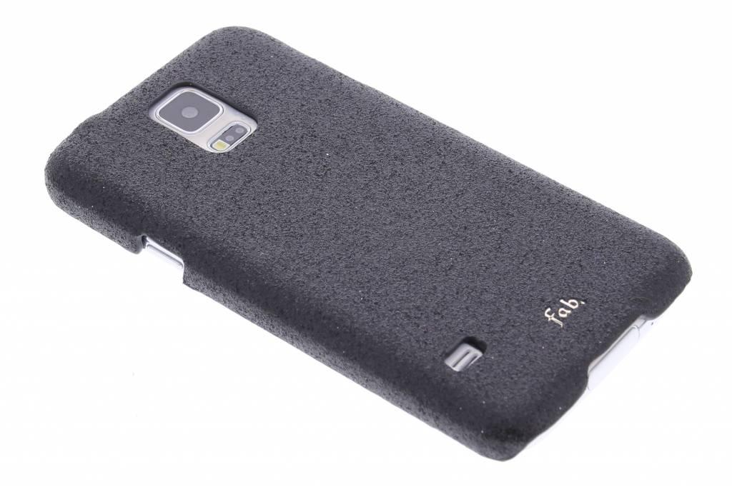 Fab. Rockstar hardcase hoesje voor de Samsung Galaxy S5 (Plus) / Neo - Black