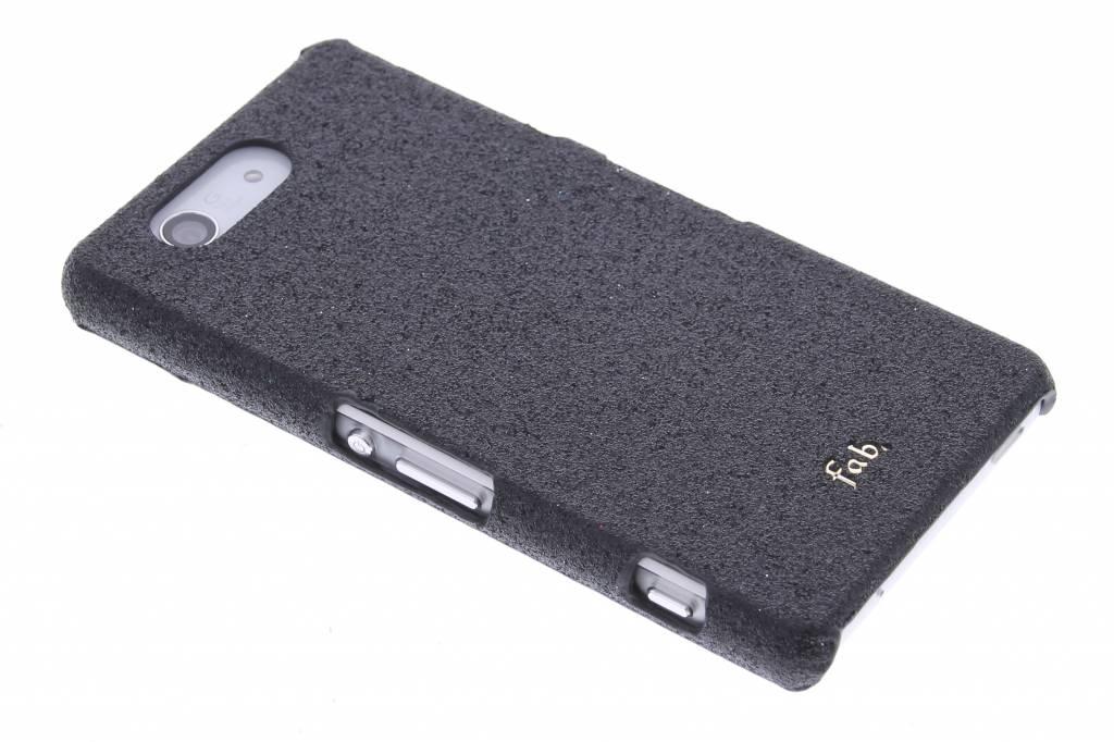 Fab. Rockstar hardcase hoesje voor de Sony Xperia Z3 Compact - Black