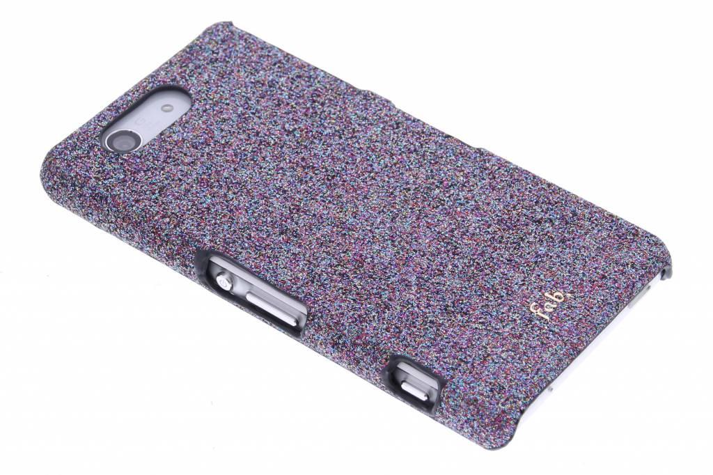 Fab. Rockstar hardcase hoesje voor de Sony Xperia Z3 Compact - Multicolor