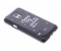 Fab. Disco Glitter hardcase hoesje Samsung Galaxy S5 Mini