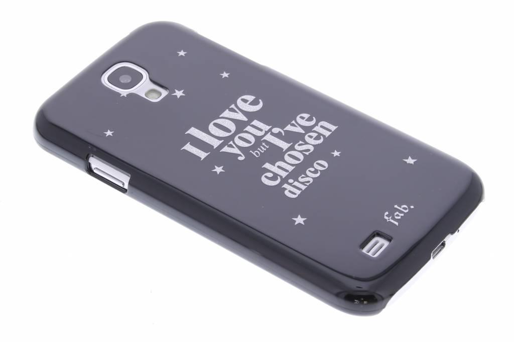 Fab. Disco Glitter hardcase hoesje voor de Samsung Galaxy S4