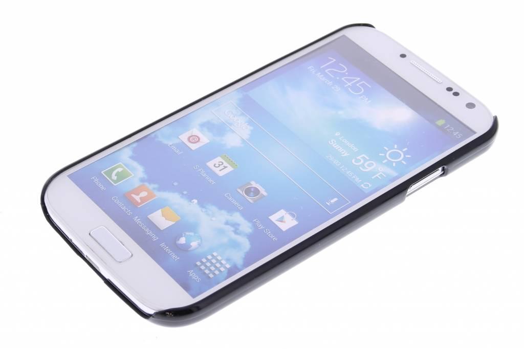 Paillettes Disco Couverture Étui Rigide Pour Samsung Galaxy S4 1FTJj8lr