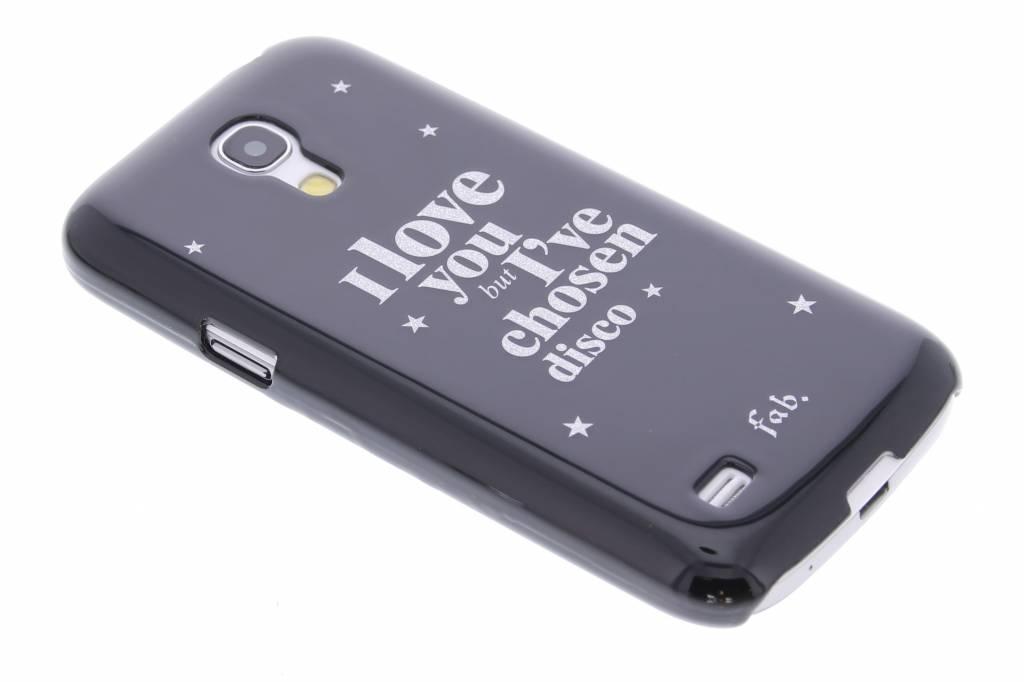 Fab. Disco Glitter hardcase hoesje voor de Samsung Galaxy S4 Mini