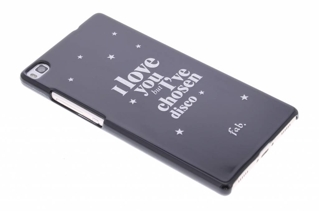Fab. Disco Glitter hardcase hoesje voor de Huawei P8