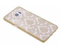 Barok mat hardcase hoesje Samsung Galaxy S6 Edge Plus