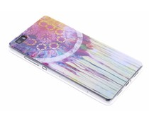 Design TPU siliconen hoesje Huawei P8 Lite
