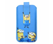 Minions Hanging universele telefoonhoes