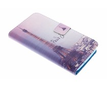 Design TPU booktype hoes Huawei Y625