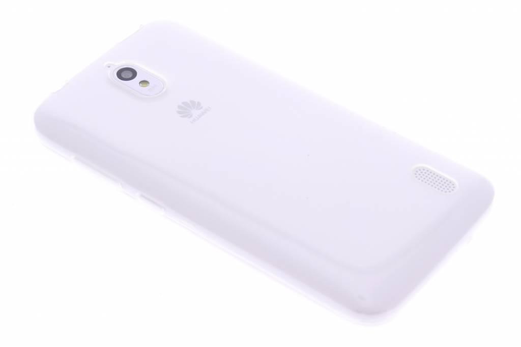 Ultra thin transparant TPU hoesje voor de Huawei Y625
