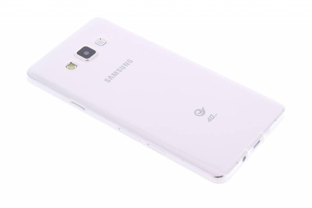 Ultra thin transparant TPU hoesje voor de Samsung Galaxy A7