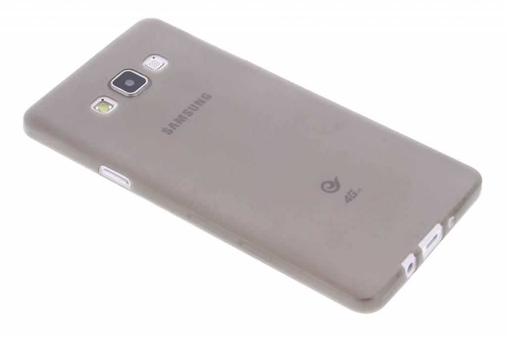 Grijs ultra thin transparant TPU hoesje voor de Samsung Galaxy A7