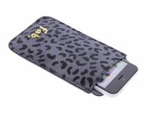 Fab. lederen phone cover iPhone 5 / 5s / SE
