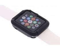 Zwart TPU siliconen hoesje Apple Watch 42mm