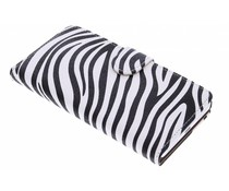 Zebra design booktype hoes Honor 7
