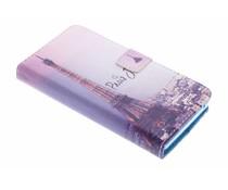 Design TPU booktype hoes Acer Liquid Z520